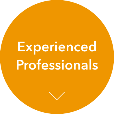 Apply for roles for experienced professionals