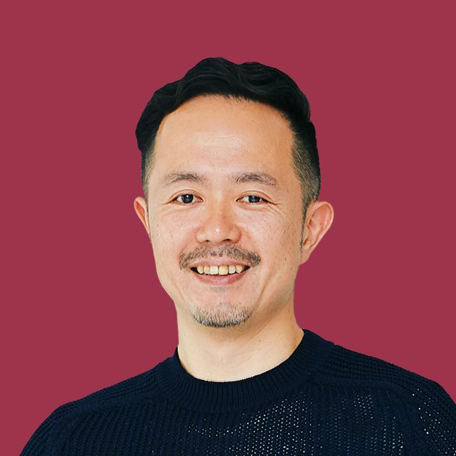 事業開発推進本部 プロデューサー 藤竹 賢一郎 Kenichiro Fujitake